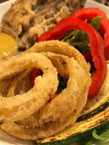 Vegan Gluten Free By Vidalia Onion Rings