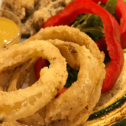 Vegan Gluten Free By Vidalia Onion Rings