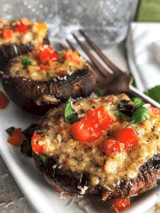 Gluten Free Vegan Mushrooms Pizza The Vgn Way