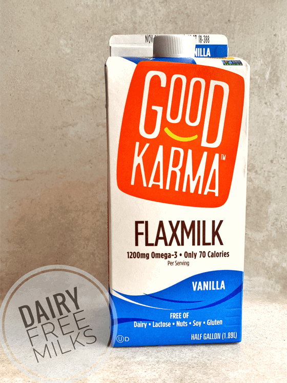 Good Karma Flax Milk Review....The Vgn Way