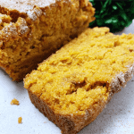Vegan Gluten-Free Orange Cardamon Sweet Potato Bread