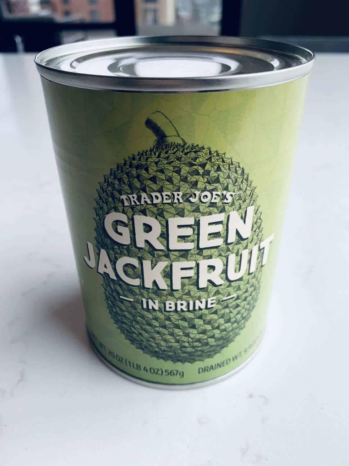 Traders Joe's Green Jackfruit