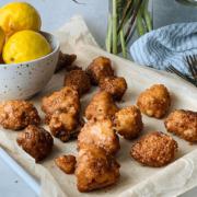 How to make Cauliflower Lemon Pepper Wings