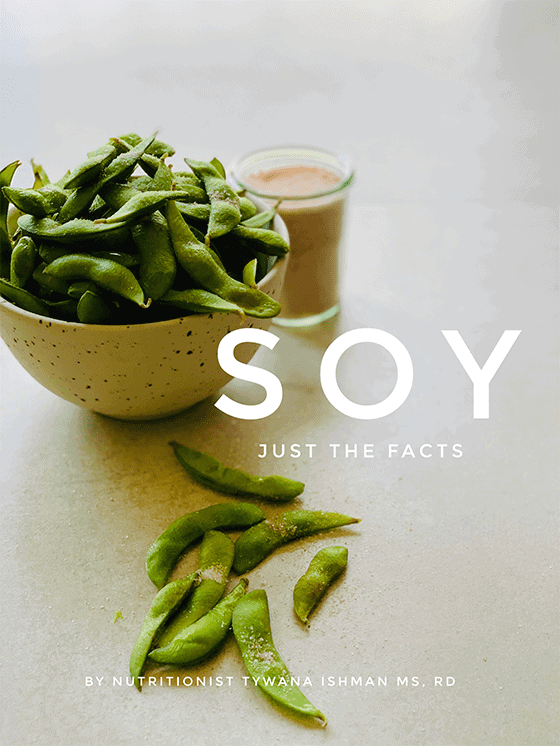 Soy Just The Facts