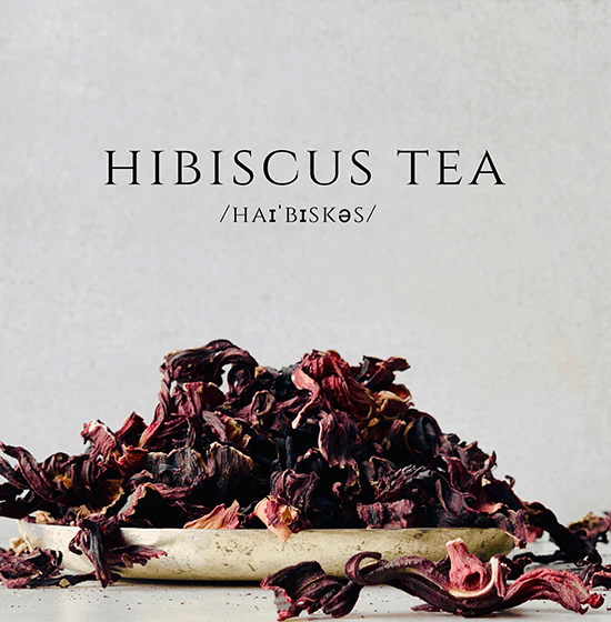 Hibiscus Tea Leaves | The Vgn Way