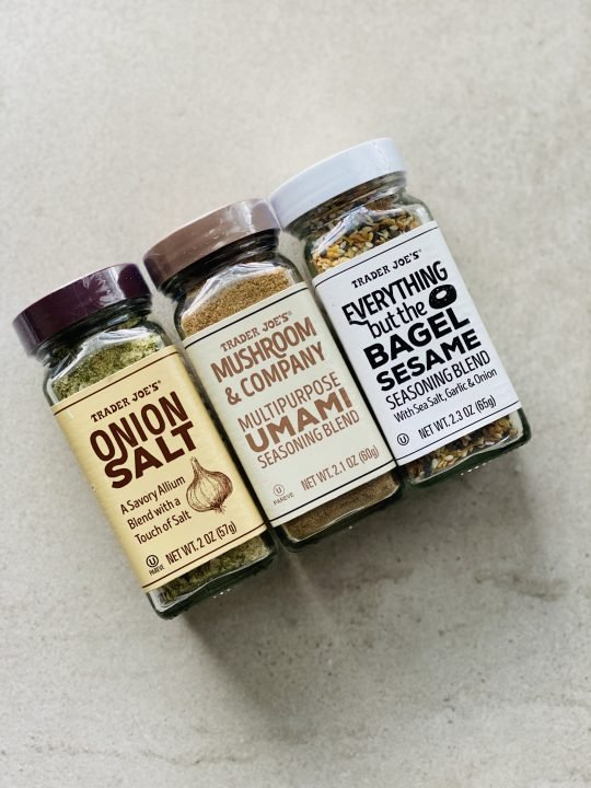 Trader Joe's Spice Blends