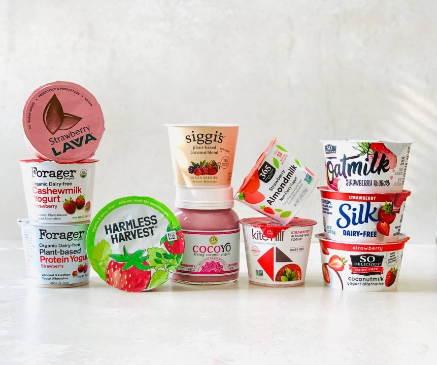 Non-Dairy Yogurt options - The Vgn Way